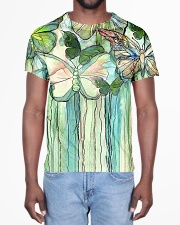 For Butterfly Lovers All-over T-Shirt aos-all-over-T-shirt-lifestyle-front-02