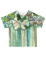 For Butterfly Lovers All-over T-Shirt front