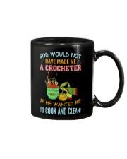 For Crocheters Mug thumbnail