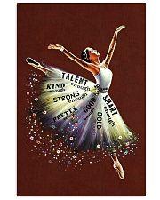 Ballet I Am  11x17 Poster front