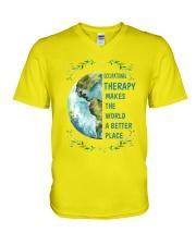 For OTs V-Neck T-Shirt thumbnail