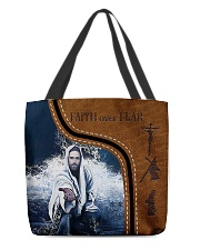 Jesus All-over Tote front