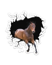 Horse  Sticker - Single (Vertical) front