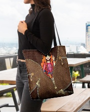 Hippie Girl All-over Tote aos-all-over-tote-lifestyle-front-04
