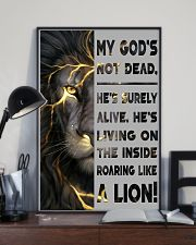 My God's Dead 11x17 Poster lifestyle-poster-2