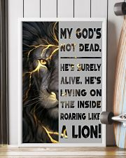 My God's Dead 11x17 Poster lifestyle-poster-4