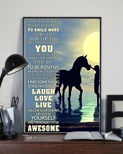 For Horse Lovers 11x17 Poster lifestyle-poster-2