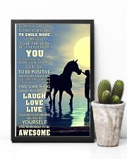 For Horse Lovers 11x17 Poster lifestyle-poster-8