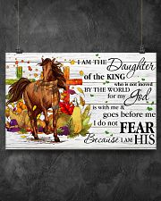 Horse Daughter Of The King  17x11 Poster poster-landscape-17x11-lifestyle-12