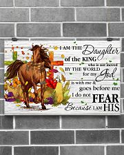 Horse Daughter Of The King  17x11 Poster poster-landscape-17x11-lifestyle-18