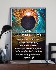 Advice From A Solareclipse 11x17 Poster lifestyle-poster-2