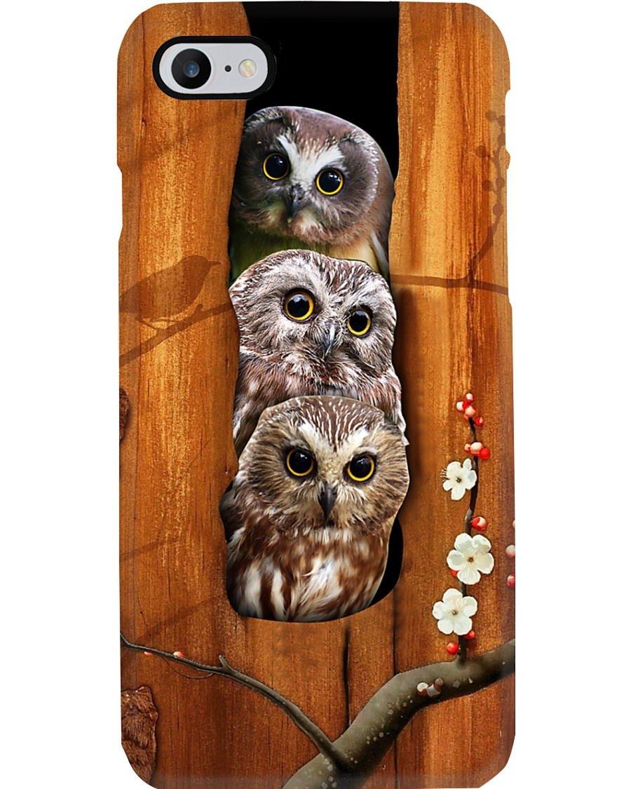 For Owl Lovers Phone Case