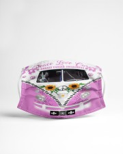 Breast Cancer Awareness Cloth face mask aos-face-mask-lifestyle-22