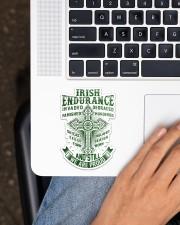 Irish Endurance Sticker - Single (Vertical) aos-sticker-single-vertical-lifestyle-front-11