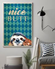 For Sloth Lovers 11x17 Poster lifestyle-poster-1