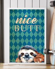 For Sloth Lovers 11x17 Poster lifestyle-poster-4