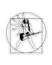 For Guitar Lovers Sticker - Single (Vertical) front