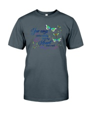 My Heart Was Not Classic T-Shirt tile