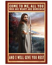 Jesus Come To Me Poster 11x17 Poster front