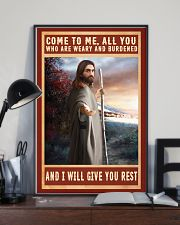 Jesus Come To Me Poster 11x17 Poster lifestyle-poster-2
