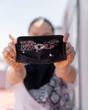 Breast Cancer Boo Cloth face mask aos-face-mask-lifestyle-07