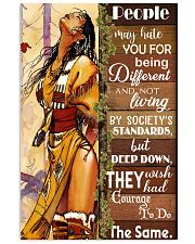 Native Being Different 11x17 Poster front