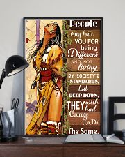 Native Being Different 11x17 Poster lifestyle-poster-2