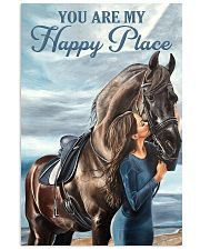 Horse  You Are My Happy Place 11x17 Poster front