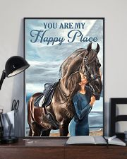 Horse  You Are My Happy Place 11x17 Poster lifestyle-poster-2
