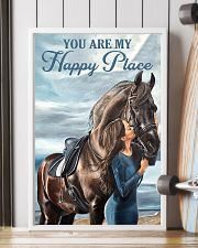 Horse  You Are My Happy Place 11x17 Poster lifestyle-poster-4