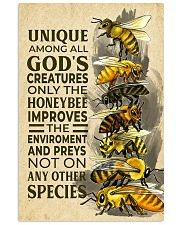 Bee Unique Creature 11x17 Poster front