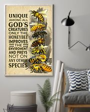 Bee Unique Creature 11x17 Poster lifestyle-poster-1