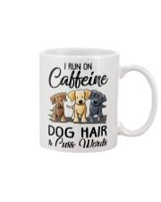 Dog Hair And Cuss Words Mug thumbnail