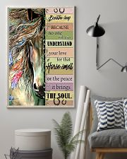 Horse Breathe Deep 11x17 Poster lifestyle-poster-1