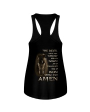 For Horse Lovers Ladies Flowy Tank thumbnail