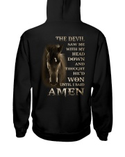 For Horse Lovers Hooded Sweatshirt thumbnail