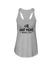 Knitting More Ladies Flowy Tank thumbnail