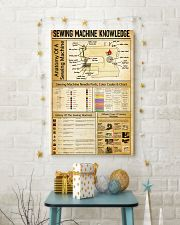 Swing Machine Knowledge 11x17 Poster lifestyle-holiday-poster-3