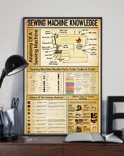Swing Machine Knowledge 11x17 Poster lifestyle-poster-2