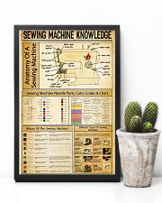 Swing Machine Knowledge 11x17 Poster lifestyle-poster-8