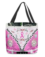 Breast Cancer Awareness All-over Tote front