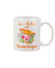 Life Is Better With Bearded Dragons Mug thumbnail