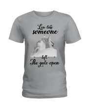 Live Like Someone Ladies T-Shirt thumbnail