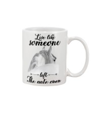 Live Like Someone Mug thumbnail