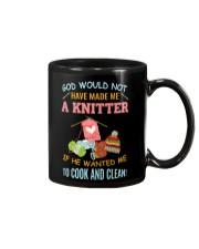 For Knitters Mug thumbnail