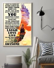 I Have A Good Day 11x17 Poster lifestyle-poster-1