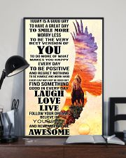 I Have A Good Day 11x17 Poster lifestyle-poster-2