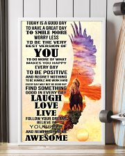 I Have A Good Day 11x17 Poster lifestyle-poster-4