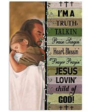 I'm A Child Of God 11x17 Poster front