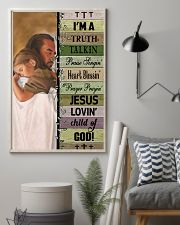 I'm A Child Of God 11x17 Poster lifestyle-poster-1